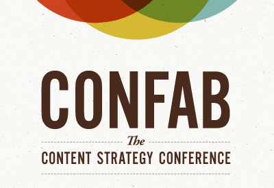 Confab - Content Strategy Conference